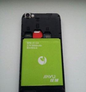 Jiayu g4 ram 2gb /32 дисплей и тач не работает