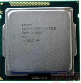 Процессор Интел core i5 2500s