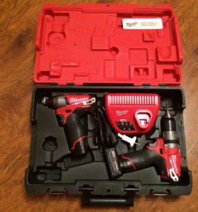 Combo kit Milwaukee M12 Brushless
