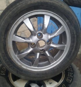 Литые диски R 14