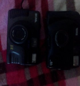 Фотоаппарат 2 штуки