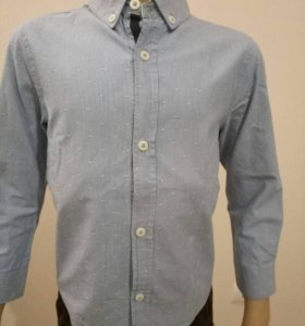 Рубашка Zarа для первоклассника