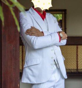 Свадебный костюм