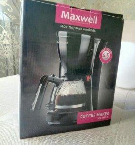 Продается кофеварка Maxwell