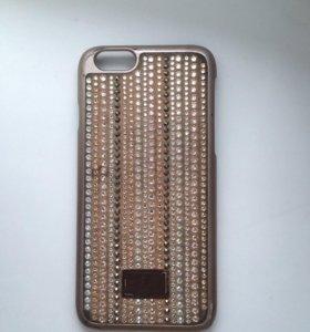Чехол Swarovski iPhone 6-6 s