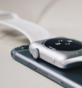 Apple Watch Sport 38mm with Sport