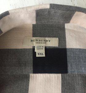 Рубашка мужская Burberry размер 54-56 оригинал