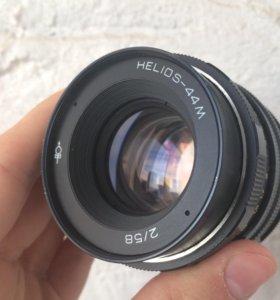 Гелиос 44М f/2.0