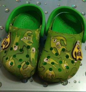 Кроксы Crocs оригинальные с4-5