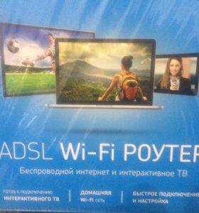 Tp-link ADSL Wi-fi роутер