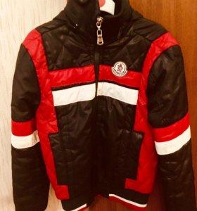 Куртка демисезонная, р-р. 128