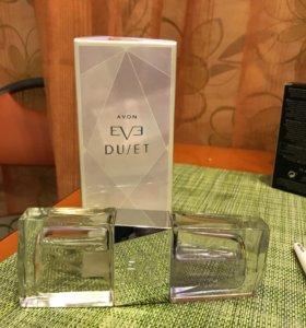 Парфюмерная вода Avon DU/ET дуэт