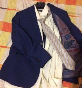 Костюм,галстук,рубашка