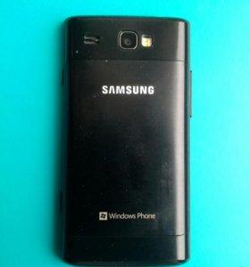 Смартфон Samsung GT-I8350 Omnia