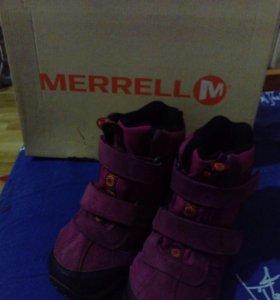 Ботинки для девочки MERRELL