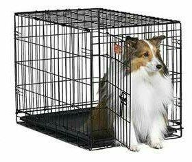 Клетка для кошек и собак 76см