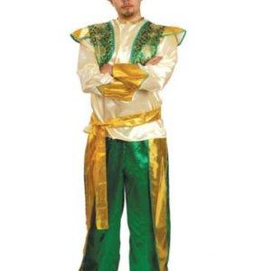 Маскарадный костюм Султан восточный Новый