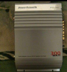 Усилитель power acoustik ps2-300w