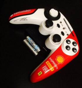 Thrustmaster game pad