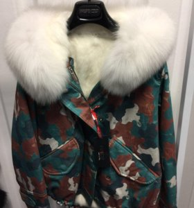 Пуховики и куртки Flo & Clo зимние