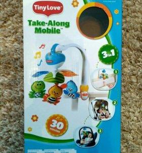 Детская игрушка мобиль!