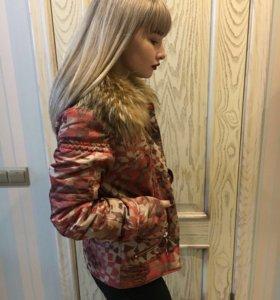 Куртка утеплённая, 42