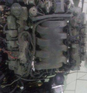 Ml w163 5.5 AMG мотор (M-113 amg)
