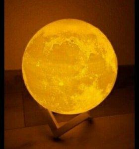 Лампа луна