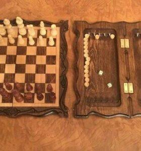 Нарды шахматы