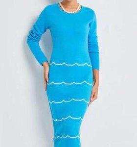 Прекрасное тёплое платье