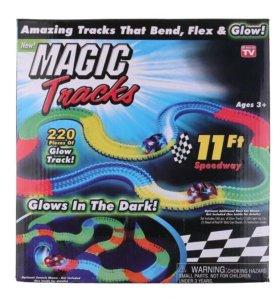 Конструктор Magic tracks 220 деталей