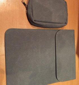 Сумка/ чехол/карман для MacBook Pro 13 новая