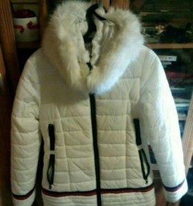 Куртка зимняя (новая).