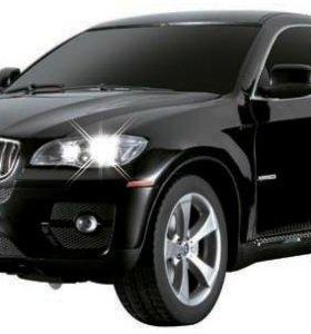 Радиоуправляемая модель автомобиля Rastar BMW X6