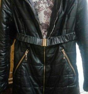 Куртка осень- весна 52-56