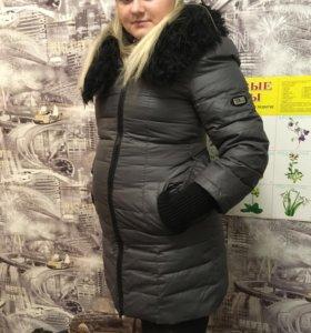 Пальто - пуховик