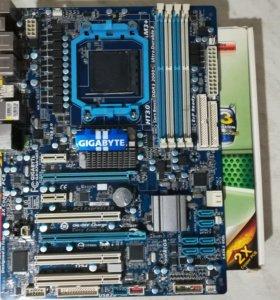 Gigabyte GA-870A-UD3 (rev.3.1)