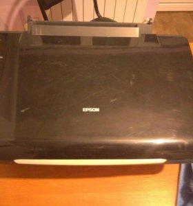 Принтер Epson stylus cx 4300