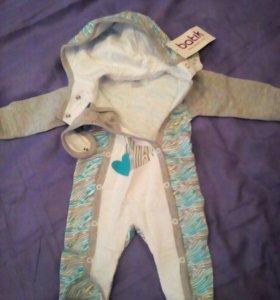 Продам костюмчик детский новый ростовка 62
