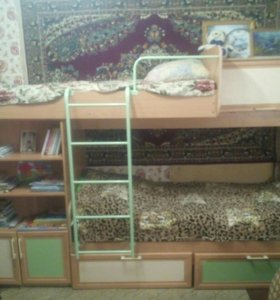 2-х ярусная кровать