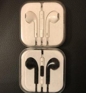 Новая гарнитура iPhone