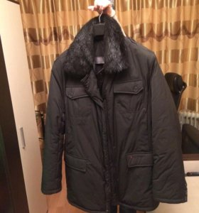 Мужская зимняя куртка .