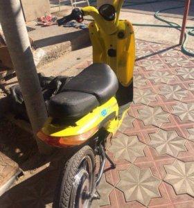 Электо скутер