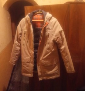 Куртка парка Reebok
