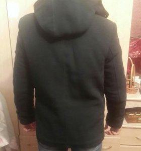 Кошимировое пальто