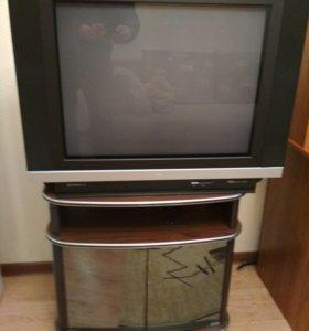 Телевизор+ тумба