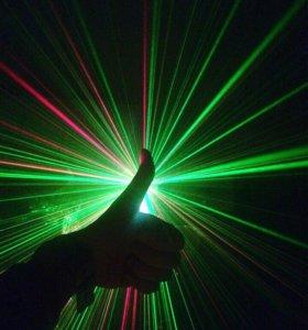 Лазерная Герлянда