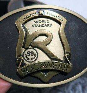 Кожаный ремень Rocawear