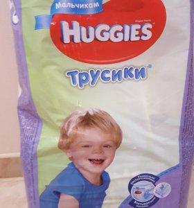 Трусики-подгузники Huggies 5 разм.
