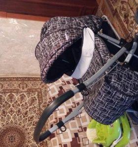 Детская коляска и ходунки